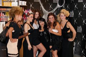 Walkin Salon Models