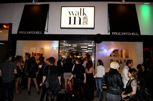Walkin Salon Grand Opening Party with The Pulse