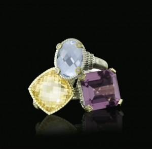Judith Ripka Sample Sale - Silver Rings