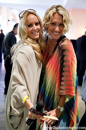 Cindy Matalucci and Sue Passman