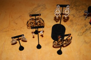 Jewelry from Melero Boutique