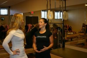 Cindy Interviews Armone