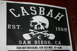Casbah San Diego