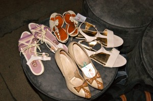 Vintage shoes from Killer Styling