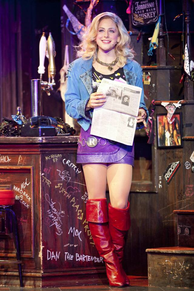 """Shannon Mullen as """"Sherrie"""""""