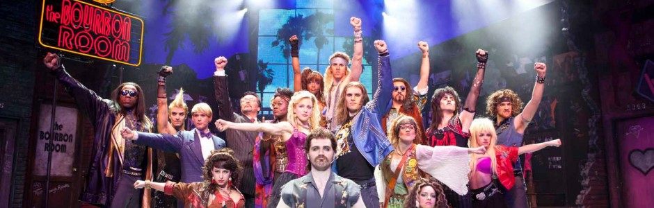 Rock of Ages at Civic Center