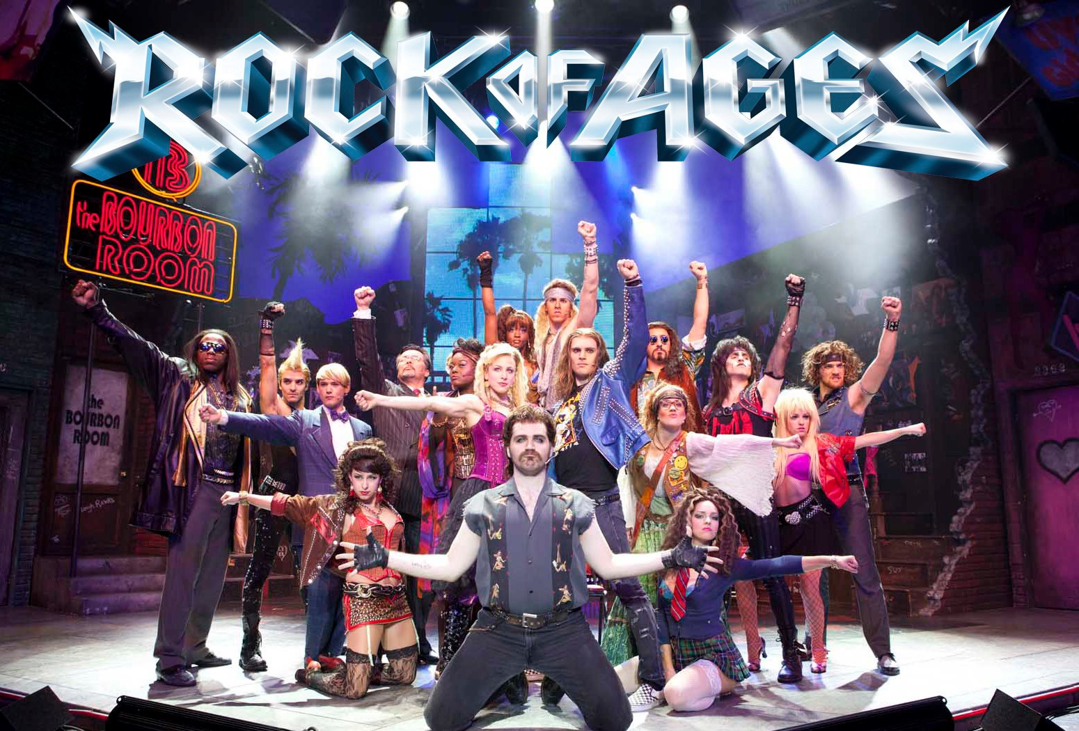 rock of ages broadway sd | the pulse