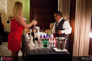 Drinks and food by Saltbox