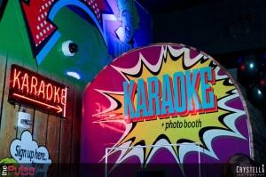Karaoke Photo Booth