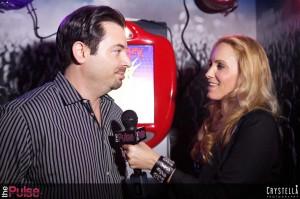 Cindy interviews owner Dave Schiffman