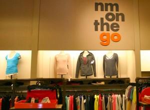 Neiman Marcus On the Go Activewear dept