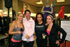 Cindy, Katie Dillon, Bonnie, & Jennifer