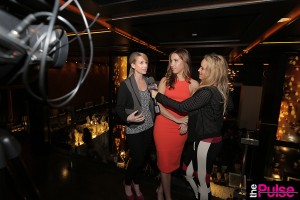 Sassy City Chicks Event in Tarte Jacket and BCBG Pants