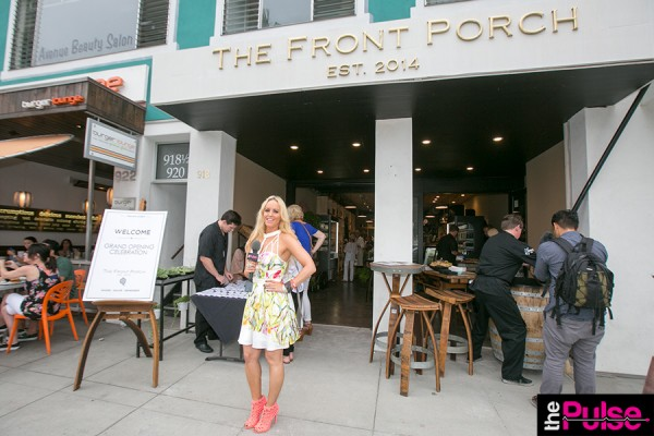 The Front Porch VIP Event