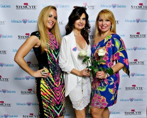 Miracle Babies Luncheon in Karen Millen Dress