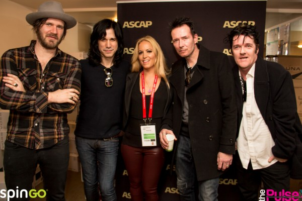 With Scott Weiland & The Wildabouts
