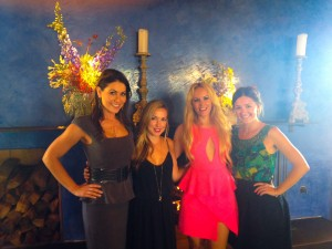 Savor & Style Fashion Show wearing Keepsake the label dress from Dolcetti Boutique