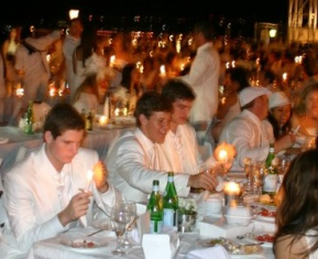 Diner En Blanc | Coverage by The Pulse