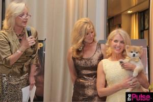 Andrea, Kristi & Laura & Gentleman Norman