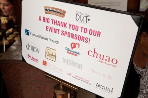 Big thanks to the Sponsors