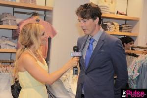 Interviewing Richard