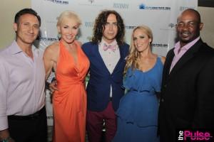 With the gorgeous Sonya Berg & Marcus Hanish