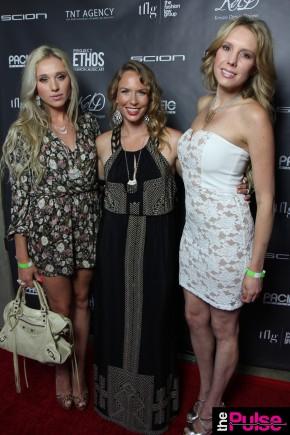 Nubry gals with Kristen Dorsey