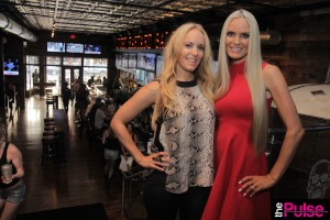 With owner Nicole Dahm Kelly