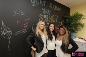 Shine Grand Opening Purse Therapie Boutique