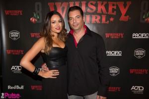 Owner Dave Schiffman & wife Nikki