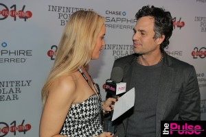 Interviewing Mark Ruffalo at Sundance in Isabel Vianey