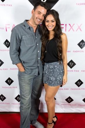 Rick & Vanessa Swoon!