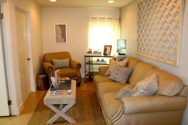 Lounge area!