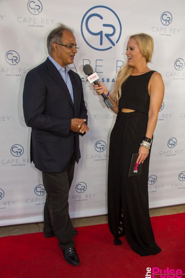 In ALC at Cape Rey Hilton VIP Event