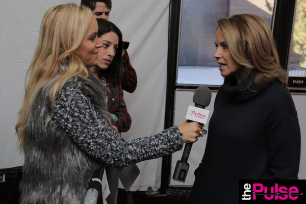 Sundance Film festival with Katie Couric