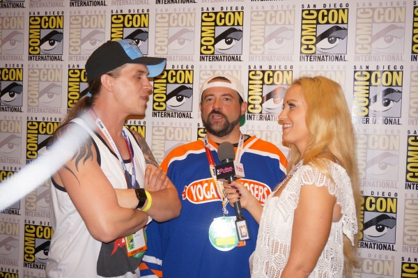 Jason Mewes & Kevin Smith