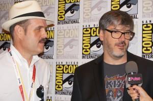 Spike & Tony