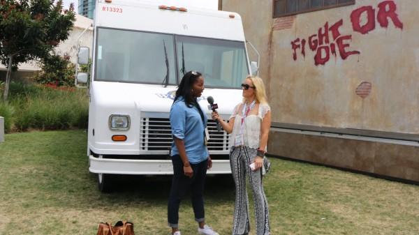 Interviewing Kenya