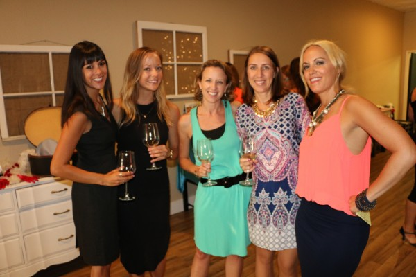 Michelle, Emily, Brooke, Dinah, & Cindy