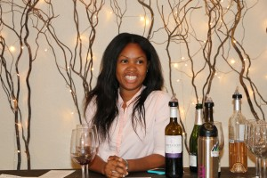 Michelle talks about her wines
