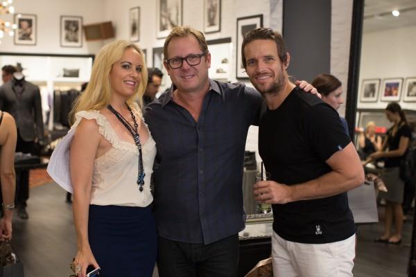Cindy, Todd, & Israel