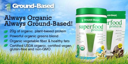 ground based protein