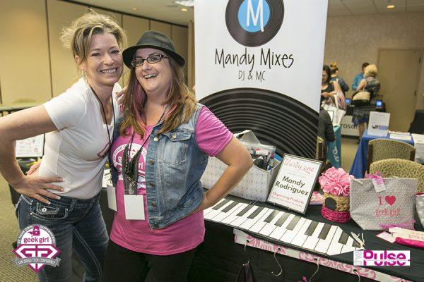 DJ Mandy Mixes and Shonna